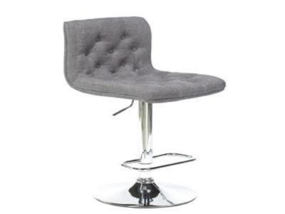 Daniel Slate Fabric Adjustable Stool