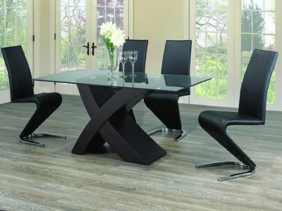 7 PC Dining Set by Midha's Furniture Serving Brampton, Mississauga, Etobicoke, Toronto, Scraborough, Caledon, Cambridge, Oakville, Markham, Ajax, Pickering, Oshawa, Richmondhill, Kitchener, Hamilton and GTA area