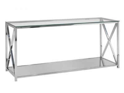 Elsa Console Table by Midha's Furniture Serving Brampton, Mississauga, Etobicoke, Toronto, Scraborough, Caledon, Cambridge, Oakville, Markham, Ajax, Pickering, Oshawa, Richmondhill, Kitchener, Hamilton and GTA area