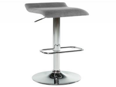 FABIA II-GAS LIFT STOOL-GREY