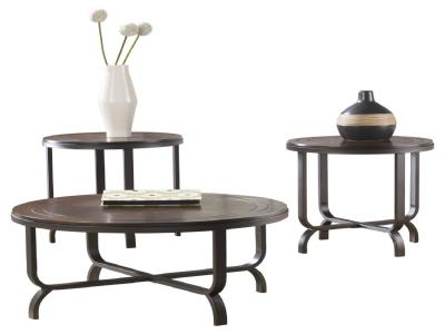 Ferlin 3 PC Coffee Table Set