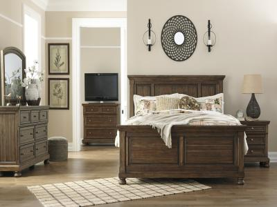 Flynnter 6 pc Bedroom set without Storage
