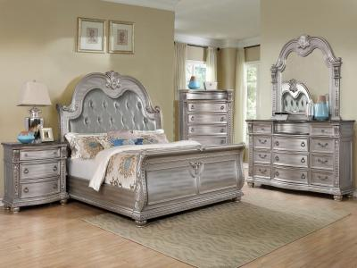 GL 2323 Martinee BEDROOM SET by Midha's Furniture Serving Brampton, Mississauga, Etobicoke, Toronto, Scraborough, Caledon, Cambridge, Oakville, Markham, Ajax, Pickering, Oshawa, Richmondhill, Kitchener, Hamilton and GTA area