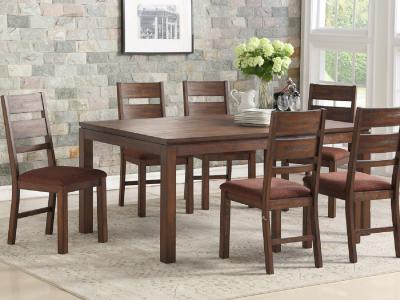 GRETA (Table w/6 chairs)