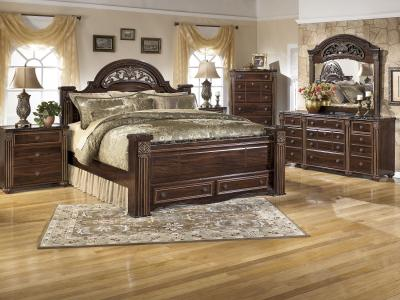 Gabriela 6 pc Bedroom Set