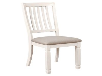 HIGHLANDS-SIDE CHAIR-ANTIQUE WHITE by Midha's Furniture Serving Brampton, Mississauga, Etobicoke, Toronto, Scraborough, Caledon, Cambridge, Oakville, Markham, Ajax, Pickering, Oshawa, Richmondhill, Kitchener, Hamilton and GTA area