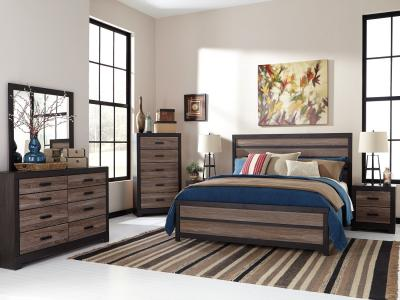 Harlinton 5 PC Bedroom Set
