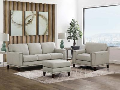 Amax Leather Harper Sofa in Genuine Leather by Midha's Furniture Serving Brampton, Mississauga, Etobicoke, Toronto, Scraborough, Caledon, Cambridge, Oakville, Markham, Ajax, Pickering, Oshawa, Richmondhill, Kitchener, Hamilton and GTA area