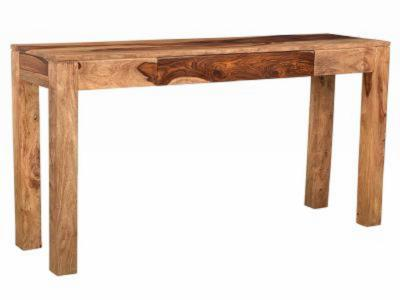 IDRIS-CONSOLE TABLE-DARK SHEESHAM by Midha's Furniture Serving Brampton, Mississauga, Etobicoke, Toronto, Scraborough, Caledon, Cambridge, Oakville, Markham, Ajax, Pickering, Oshawa, Richmondhill, Kitchener, Hamilton and GTA area