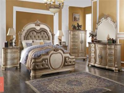 Infinity Gold Bedrooms