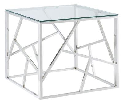 JUNIPER-ACCENT TABLE-SILVER