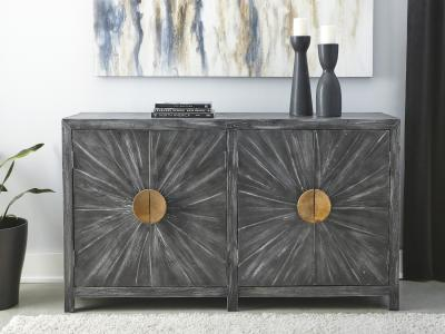 Kademore Accent Cabinet by Midha's Furniture Serving Brampton, Mississauga, Etobicoke, Toronto, Scraborough, Caledon, Cambridge, Oakville, Markham, Ajax, Pickering, Oshawa, Richmondhill, Kitchener, Hamilton and GTA area