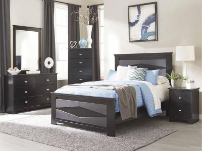 M6600 6 PC Bedroom Set by Midha's Furniture Serving Brampton, Mississauga, Etobicoke, Toronto, Scraborough, Caledon, Cambridge, Oakville, Markham, Ajax, Pickering, Oshawa, Richmondhill, Kitchener, Hamilton and GTA area