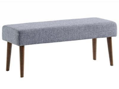 MINTO-BENCH-GREY BLEND by Midha's Furniture Serving Brampton, Mississauga, Etobicoke, Toronto, Scraborough, Caledon, Cambridge, Oakville, Markham, Ajax, Pickering, Oshawa, Richmondhill, Kitchener, Hamilton and GTA area