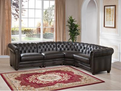 Modern Genuine Leather Madison Sectional Sofa by Amax Leather by Midha's Furniture Serving Brampton, Mississauga, Etobicoke, Toronto, Scraborough, Caledon, Cambridge, Oakville, Markham, Ajax, Pickering, Oshawa, Richmondhill, Kitchener, Hamilton and GTA area