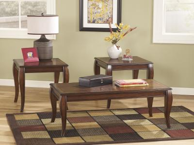 Ashley Mattie 3PC Coffee Table Set in Elegant Style by Midha's Furniture Serving Brampton, Mississauga, Etobicoke, Toronto, Scraborough, Caledon, Cambridge, Oakville, Markham, Ajax, Pickering, Oshawa, Richmondhill, Kitchener, Hamilton and GTA area