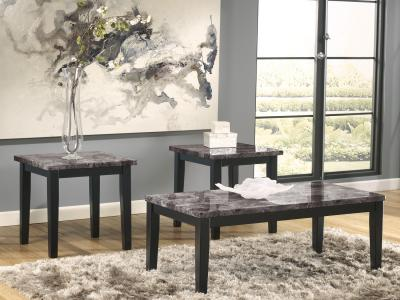 Ashley Maysville 3PC Coffee Table Set in Luxe Look by Midha's Furniture Serving Brampton, Mississauga, Etobicoke, Toronto, Scraborough, Caledon, Cambridge, Oakville, Markham, Ajax, Pickering, Oshawa, Richmondhill, Kitchener, Hamilton and GTA area