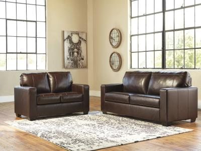 Morelos Brown Sofa Only