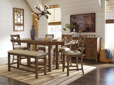 Moriville 6 pc Dining Room Set