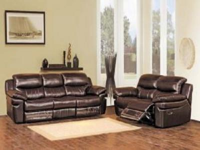 NEW REGENT CHOCOLATE Sectionals & Recliners