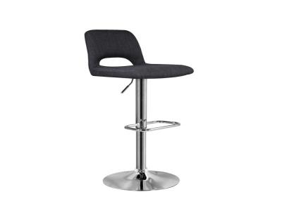 Napa bar stool: Grey fabric