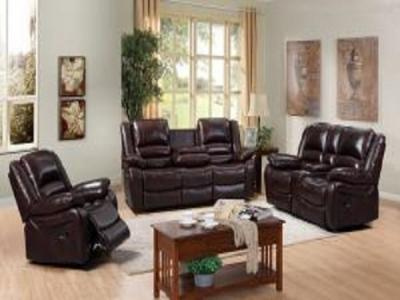 New  Dolce Chocolate Sectionals & Recliners