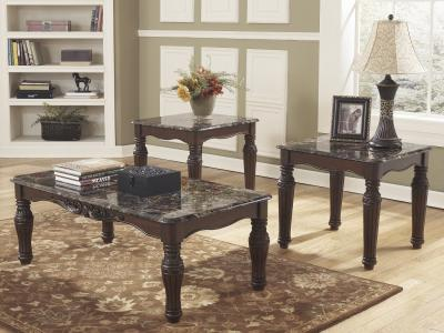 Northshore 3PC Table Set by Midha's Furniture Serving Brampton, Mississauga, Etobicoke, Toronto, Scraborough, Caledon, Cambridge, Oakville, Markham, Ajax, Pickering, Oshawa, Richmondhill, Kitchener, Hamilton and GTA area