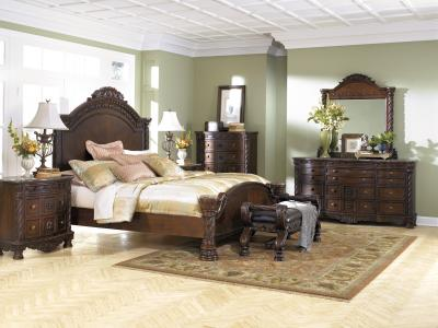 Northshore panel 6 pc bedroom