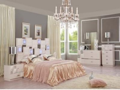 OLIVER Modren Bedroom Sets