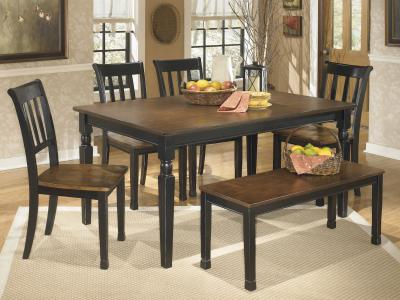 Owingsville 5 PC Dining Room Set