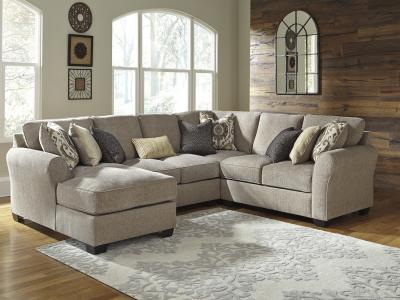 Pantomine Sectional by Midha's Furniture Serving Brampton, Mississauga, Etobicoke, Toronto, Scraborough, Caledon, Cambridge, Oakville, Markham, Ajax, Pickering, Oshawa, Richmondhill, Kitchener, Hamilton and GTA area
