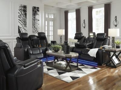 Party Time Power Reclining Sofa Only