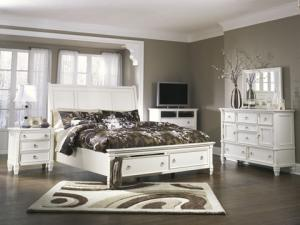 Prentice 6 pc Bedroom Set