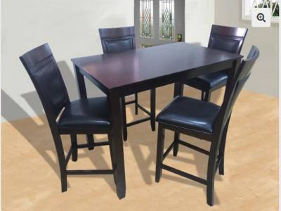 Pub high dining set