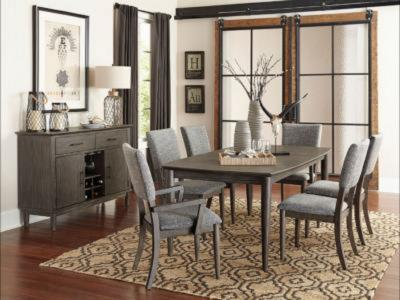 ROUX 5 PC DINING SET