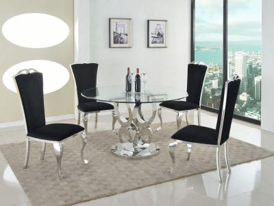 Raegan Dining Set W/Jamie Chairs