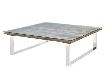 Railwood Square Coffee Table