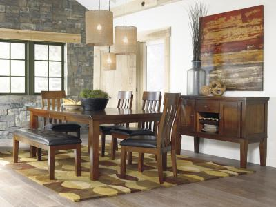 Ralene 6 pc Dining room Set