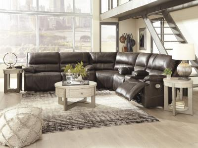 Ricmen Power Recliner Sectional