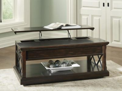 Roddinton Lift top Coffee table