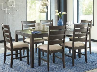 Rokane 7 PC Dining Room Set
