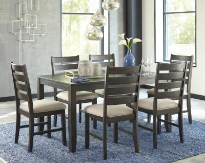 Rokane 7 pc dining set