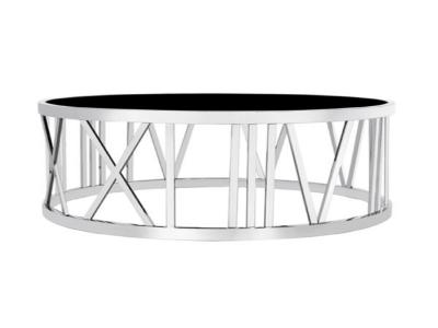 Roman Black Coffee Table