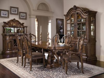 San Mateo Dining Table Set