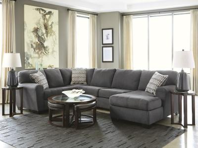 Sorenton Sectional by Midha's Furniture Serving Brampton, Mississauga, Etobicoke, Toronto, Scraborough, Caledon, Cambridge, Oakville, Markham, Ajax, Pickering, Oshawa, Richmondhill, Kitchener, Hamilton and GTA area