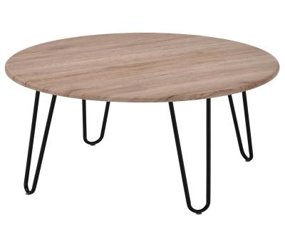 TARIO-COFFEE TABLE-NATURAL/BLACK