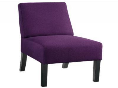 TINO-ACCENT CHAIR-PURPLE