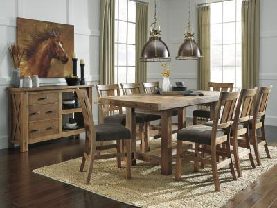 Tamilo 7 pc Dining Room Set
