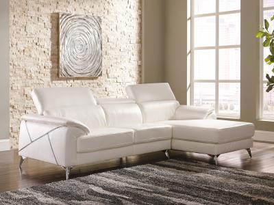 Tindell Sectional (2 PC)