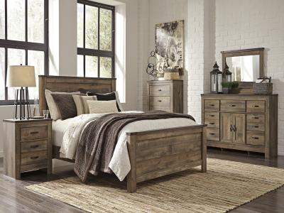 Trinell 6 PC bedroom set